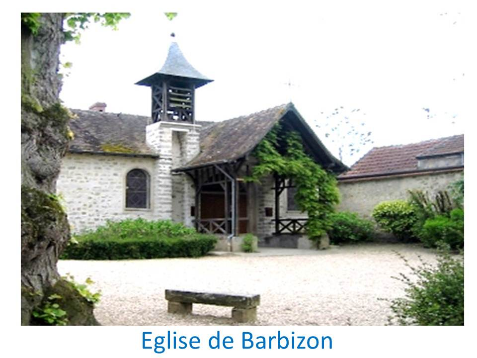 Eglise de Barbizon